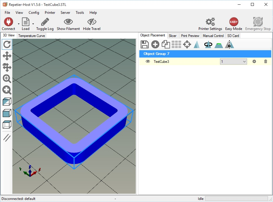 3D Printing-Repetier Set-up - ItsQv