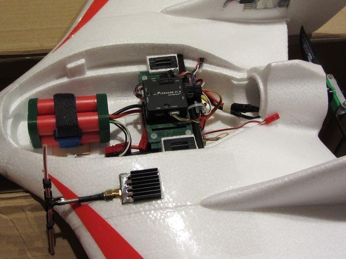 Banggood C1 Chaser Wing - ItsQv