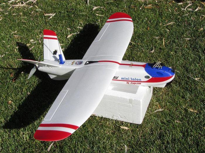 X-UAV Mini Talon Build Number 4 - ItsQv